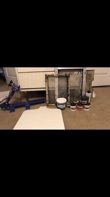 Screen Printing Equipment Used