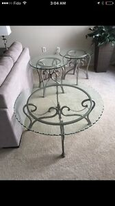 Clean coffee tables