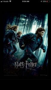 Harry Potter & the Deathly Hallows Part 1 in Concert