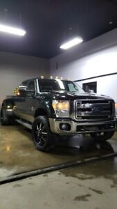 2014 Ford F450 Lariat Dually