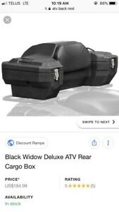 Looking for atv rear seat/storage