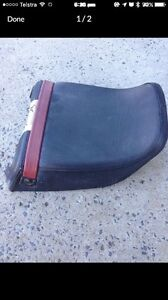 Suzuki GSXR 750 '85 Rear Seat Gosford Gosford Area Preview