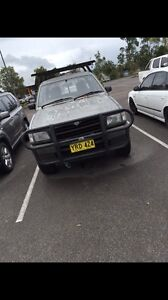 4WD MAZDA UTE - **NEED GONE** Tea Gardens Great Lakes Area Preview