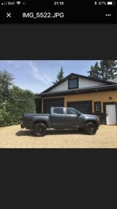 2017 GMC Canyon All Terrain With UPGRADES