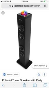 Wanted:Tower speaker