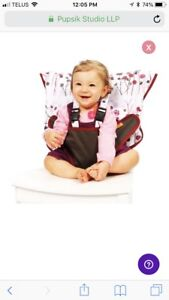 My little seat infant portable travel high chair