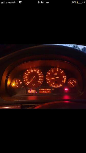 BMW E39 528i M54B28 Auto Black | Cars, Vans & Utes | Gumtree