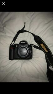 Nikon d5000 with 3 lenses