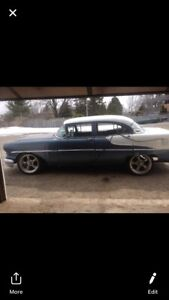 Wanted windshield for 54-56 Oldsmobile  54-56 Buick post cars