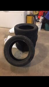 Winter tires 225/55R17