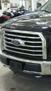 2015 -2017 Ford F-150 Chrome grill