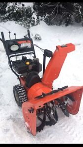 Ariens 926 Snowblower Headlight Electric Start Fully Serviced