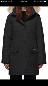 CANADA GOOSE WOMEN'S TRILLIUM JACKET XS!! PERFECT CONDITION