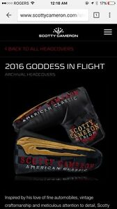 2016 Scotty Cameron PGA champ cover