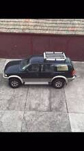 1999 Mitsubishi Challenger Wagon with rwc and rego till march Melbourne CBD Melbourne City Preview