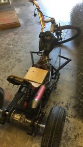 Drift trike 125cc!! (4speed) manual