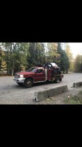 F450 hiab truck