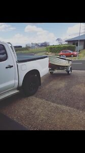 Stessl 3.9 tinny with 20hp Yamaha outboard Atherton Tablelands Preview