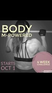 Join My 4 week Fitness Challenge!