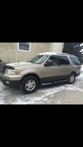 8 Passenger Ford Expedition 2006