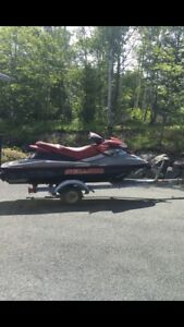 2005 Seadoo rxp (needs repair)