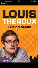 Louis Theroux Belmore Canterbury Area Preview