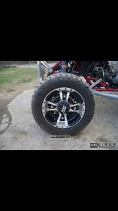Looking for ss rims/tires for my 2006 yfz450