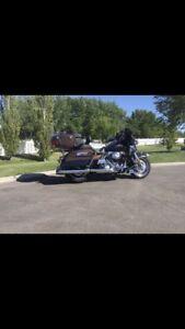 2013 Harley Davidson ultra limited