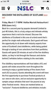 Discovery the Distilleries of Scotland - Whisky Show Tickets