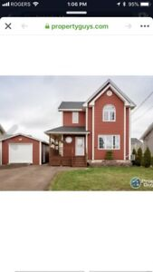 Moncton NORTH 2 storey home for sale!!!