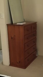 Chest of Drawers Burwood Burwood Area Preview