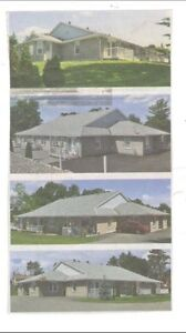 Investment opportunity- 4 appt buildings