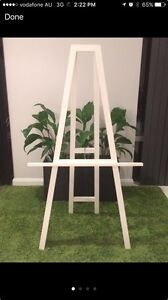 Painting easel great for special events Alkimos Wanneroo Area Preview