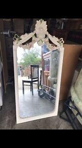 Large French provincial mirror Penrith Penrith Area Preview