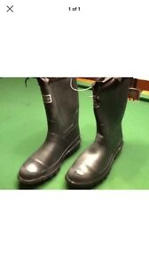 Boss Lines Rubber Boots -Brand New- Size 13