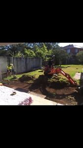 Excavation dry hire and wet hire. Westleigh Hornsby Area Preview