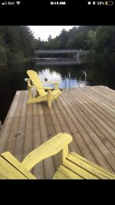 Cottage for rent on Muskoka River