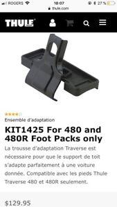 Thule fit kit 1425 trousse d'adaptation