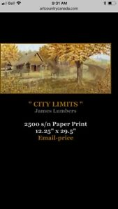 City limits by James lumber