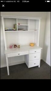 Desk and hutch Coombabah Gold Coast North Preview