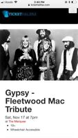 TICKETS WANTED FOR FLEETWOOD MAC