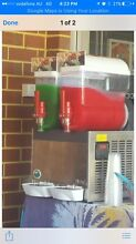 Twin Slushie Machine Hire Cooloongup Rockingham Area Preview