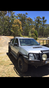 2007 MY08 Holden Rodeo Diesel 4x4 Woodend Macedon Ranges Preview