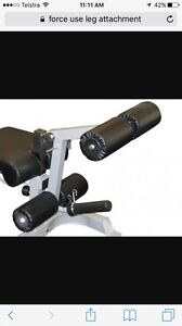 Force USA bench leg and arm attachments Willmot Blacktown Area Preview