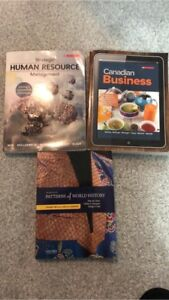 McMaster First Year Business textbook