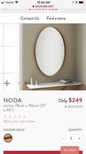Looking for large circle mirror