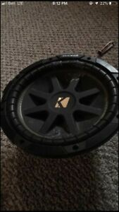 Subs for SALE!!