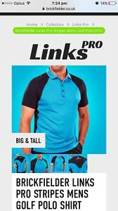 Brickfielder golf shirts Largs Bay Port Adelaide Area Preview