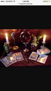 Psychic Bianca available for parties and corporate events