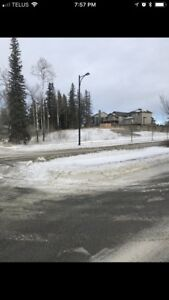 Commercial lot highway frontage